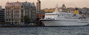 Karakoy Cruise Ship